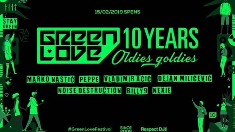 Green Love Festival: We Are Ten!