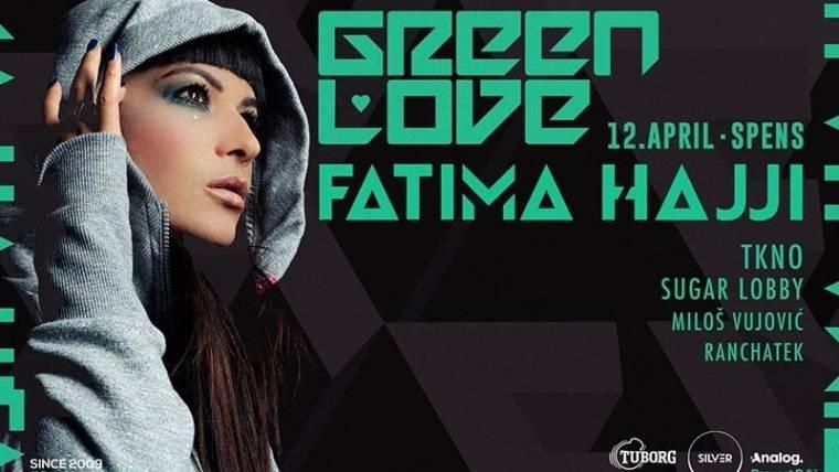 Fatima Hajji 12. aprila pravi nezaboravni rejv