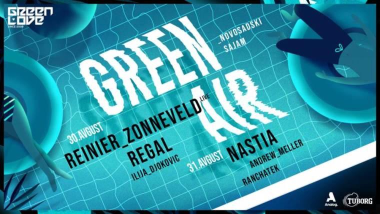 Letnje Green Air finale na Novosadskom sajmu