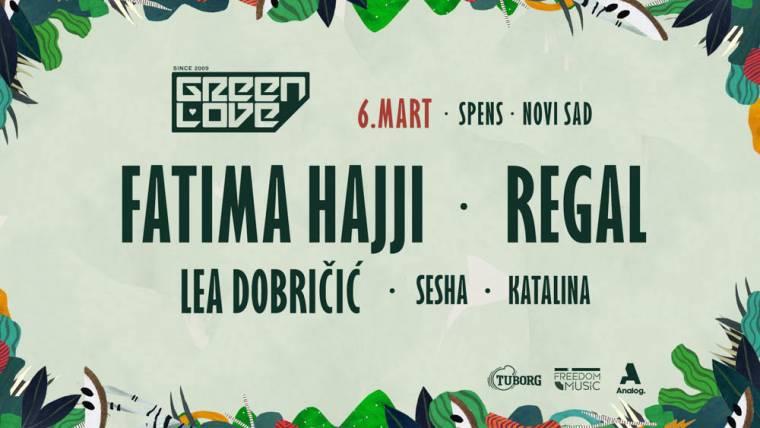 Fatima Hajji i Regal na martovskom Green Love-u!